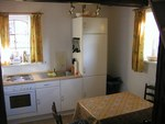 Holiday Cottage - Kitchen