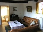Holiday Cottage - Living room